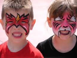 the twin carnival is coming head to the facepainting booth