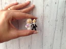 and groom figurines groom miniature figurine micro mini wedding decor dollhouse