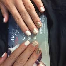 nail designs vegas nail art las vegas silver moon acrylics nails