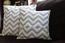 Cusion Cover New Tutorial Sew An Envelope Pillow Cover