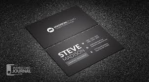 free clean u0026 minimal creative business card template