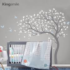 Nursery Room Tree Wall Decals Nursery Wall Decal Ellaseal