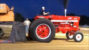 international harvester tractor 2017 august