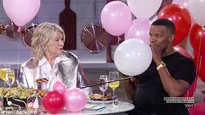 The Dinner Party Neil Simon Script - jamie foxx appears on martha u0026 snoop potluck dinner party daily