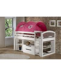 slash prices on bolton furniture addison junior low loft bed with