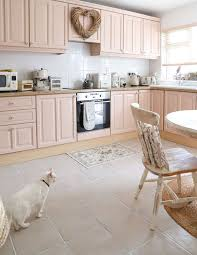 how to paint cabinets with farrow and my painted pink kitchen cabinet makeover dainty dress