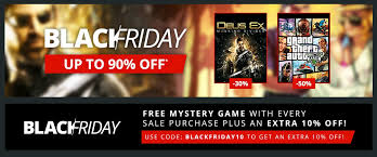 black friday origin sale up to 90 off black friday green man gaming deals extra 10 off