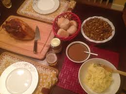 thanksgiving 2014 well dined