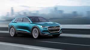 first audi audi u0027s first electric suv will be produced in belgium fortune