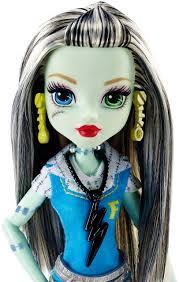 monster frankie stein doll