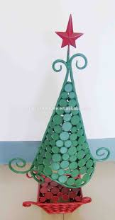wrought iron handicrafts table top holiday decor xmas tree with