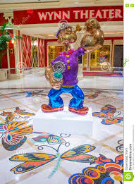 Wynn Las Vegas Map by Wynn Las Vegas Popeye Editorial Photography Image 73301912