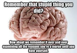 Scumbag Brain Meme - scumbag brain the monster inside