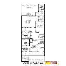 house design 15 x 60 peachy design 20 x 60 house plans 15 x plans 800 sq ft or 20x60