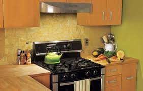 How To Install A Glass Tile Backsplash In The Kitchen How To Install A Glass Mosaic Tile Backsplash This Old House