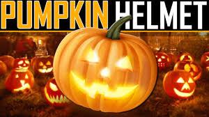 destiny new halloween pumpkin helmet youtube