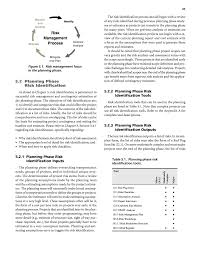 chapter 5 guide to the planning phase guidebook on risk