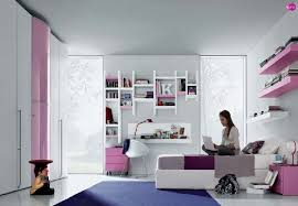 pink purple whire furniture teen bedroom design ideas by misura