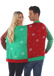 i ve been snowflake two person sweatshirt