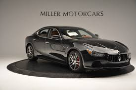 maserati ghibli sport 2017 maserati ghibli s q4 stock w360 for sale near westport ct