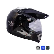motocross helmets in india bluetooth helmets greenstone moto x black plain at best price in