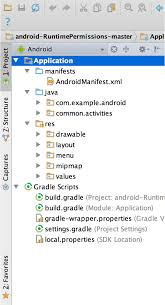 android gradle meet android studio android studio