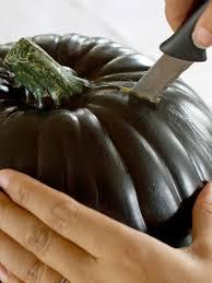 cat ears spirit halloween how to make black cat pumpkins hgtv