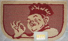 Kitchen Rugs Red Italian Kitchen Rugs More Red Tan French Italian Bistro Fat Chef