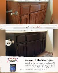 painting bathroom vanity brown add trim and paint kitchen cabinets