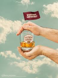 Sothern Comfort Ad Of The Day Southern Comfort U2013 Adweek