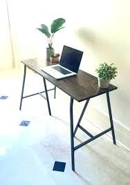 Computer Desk Cherry Wood Narrow Desk Thin Computer Desk Furniture Cherry Wood
