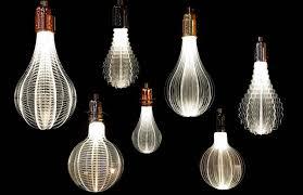 Led Light Bulbs Sale by Nap Laser Etched Uri Led Light Bulbs Design Milk