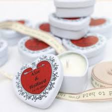 wedding favor candles candle wedding favours uk