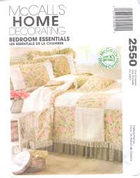 sewing patterns for home decor vintage home decor cottage shabby chic bedroom comforter