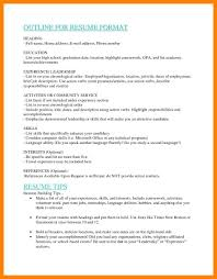 What To Title A Resume 14 What To Put Under Education On A Resume Job Apply Form