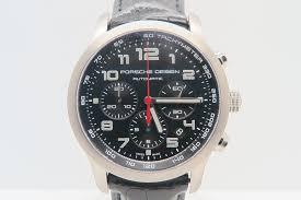 porsche design dashboard porsche design dashboard chronograph titanium ref p6612