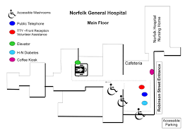 norfolk general hospital floor plans