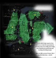 Gta 5 Map Watch Dogs Map Compared With Gta V And Gta Iv Looks A Lot Smaller