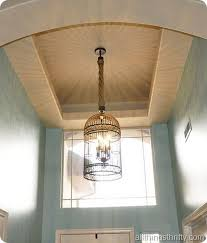 Foyer Chandelier Ideas Fantastic Diy Chandelier Tutorials And Ideas For Decorating On A