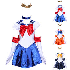 sailor moon costume womens sailor venus costumes fancy dress up