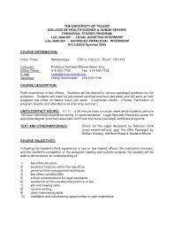 Paralegal Sample Resume Paralegal Sample Resume Free Sidemcicek Com
