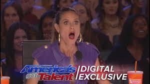 best heidi klum reactions america s got talent 2017 extra