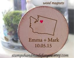 wedding magnets wedding magnets etsy