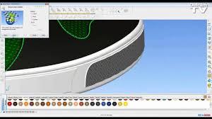 shoe design software 3d shoe design software model and sole together