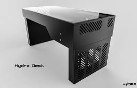 hydra pc cases and desk cases crowdfunding cases and power
