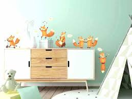 stickers animaux chambre bébé stickers pour chambre bebe stickers bebe mouton loading zoom