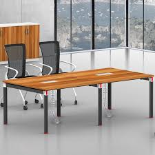 10 seater conference table conference tables cheap cheap price factory direct metal legs oem 10