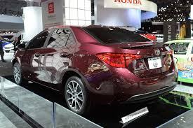 toyota corolla website european and us toyota corolla to get facelift for 2017 model years