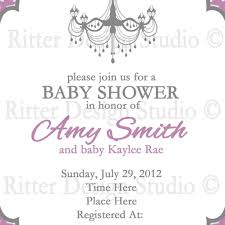 fancy baby shower invitations dancemomsinfo com
