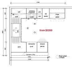 Small Kitchen Floor Plans With Islands Kitchen Floor Plans Free Home Decor Oklahomavstcu Us